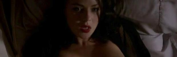 jessica marais topless to touch herself on magic city 2598