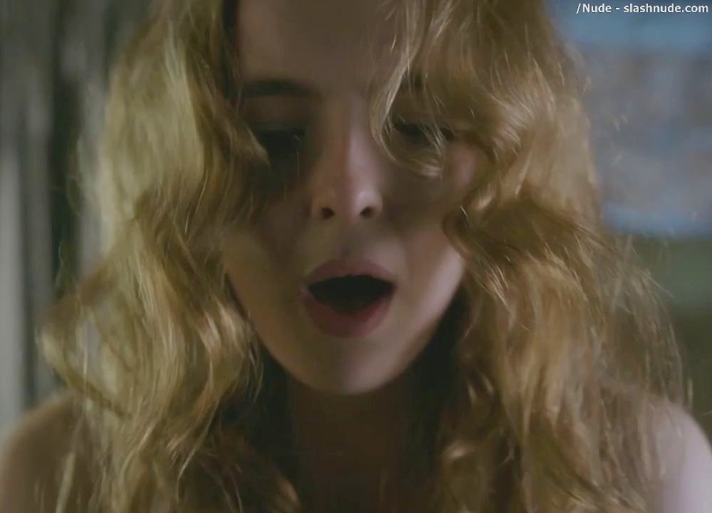 Jodie Comer Topless In The White Princess Sex Scene 16