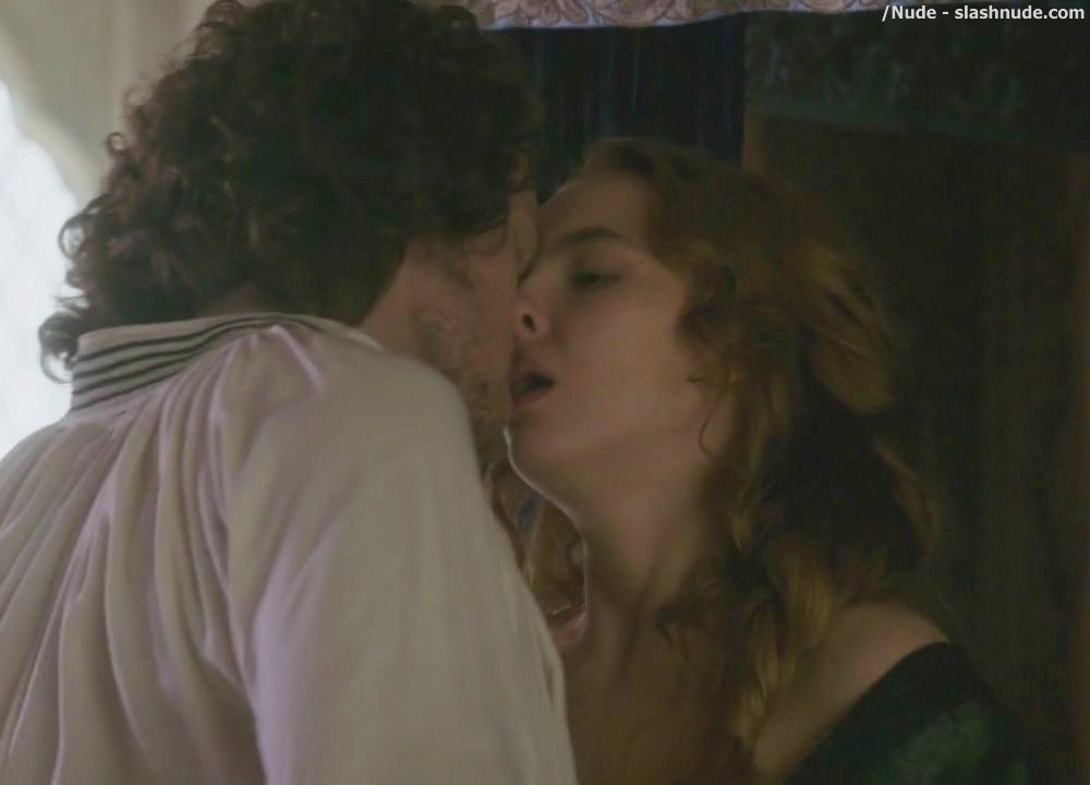 Jodie Comer Topless In The White Princess Sex Scene 2
