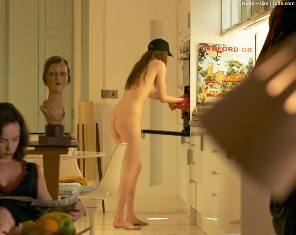 Karen gillan nude not another happy ending