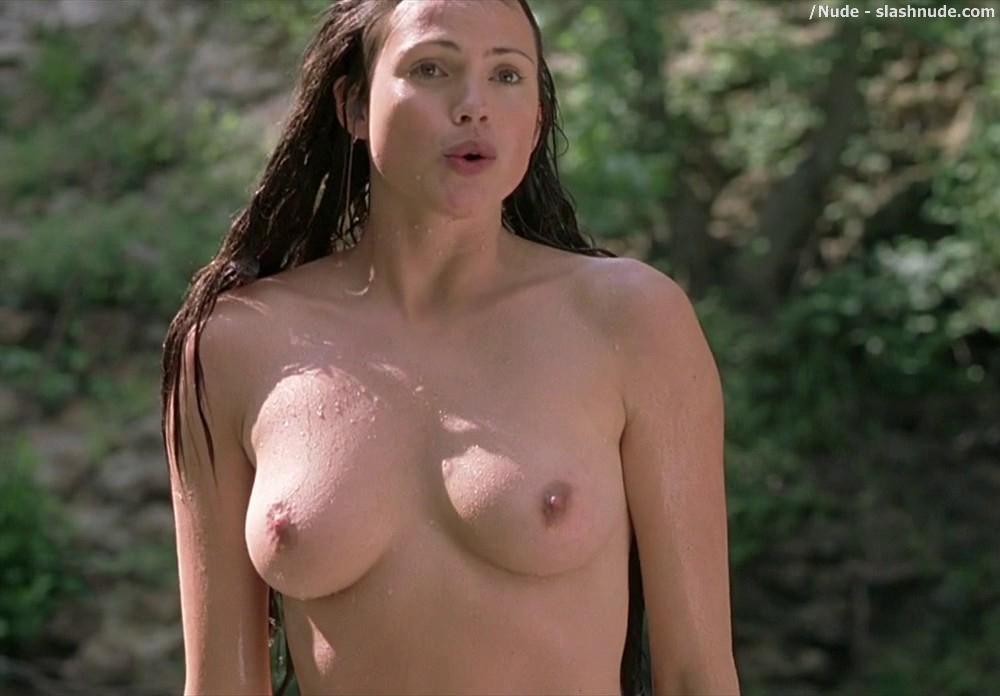Kathleen robertson nude scenes boss hd 8