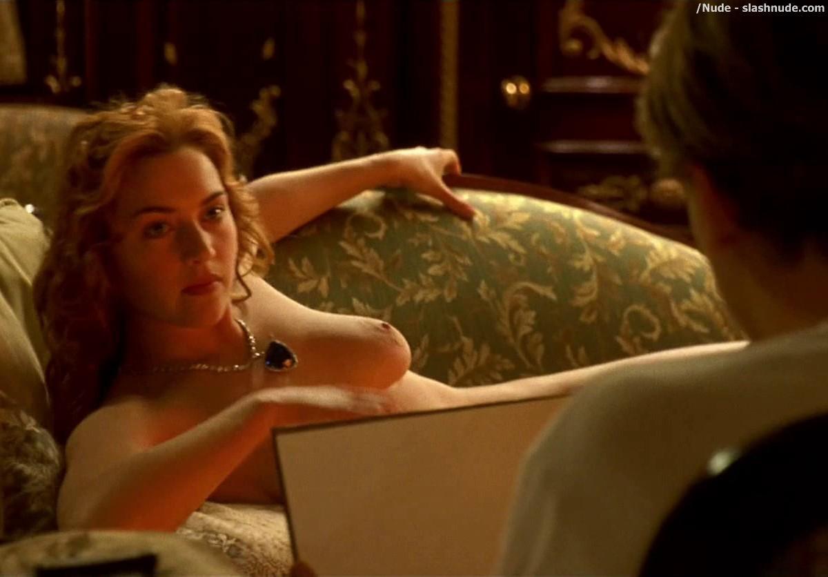 Titanic Boob Scene 89