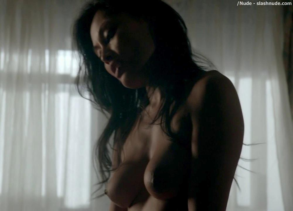 Kira Clavell Nude And Full Frontal On Rogue 11