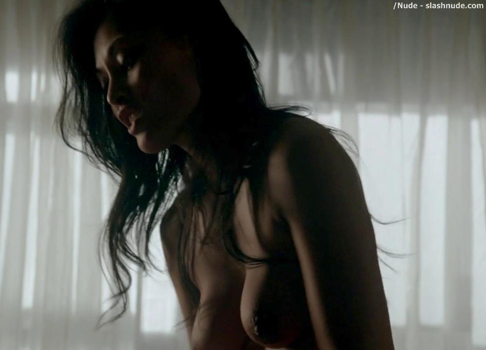 Kira Clavell Nude And Full Frontal On Rogue 13