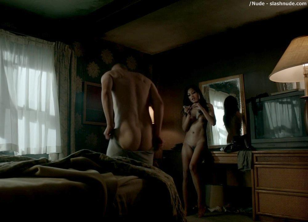 Kira Clavell Nude And Full Frontal On Rogue 24