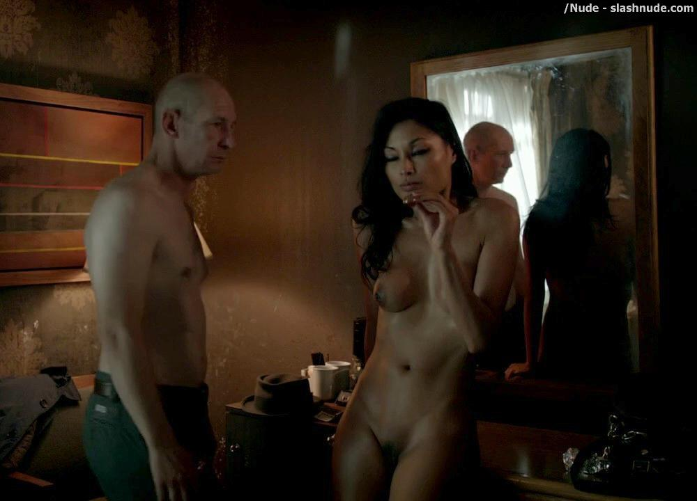Kira Clavell Nude And Full Frontal On Rogue 26