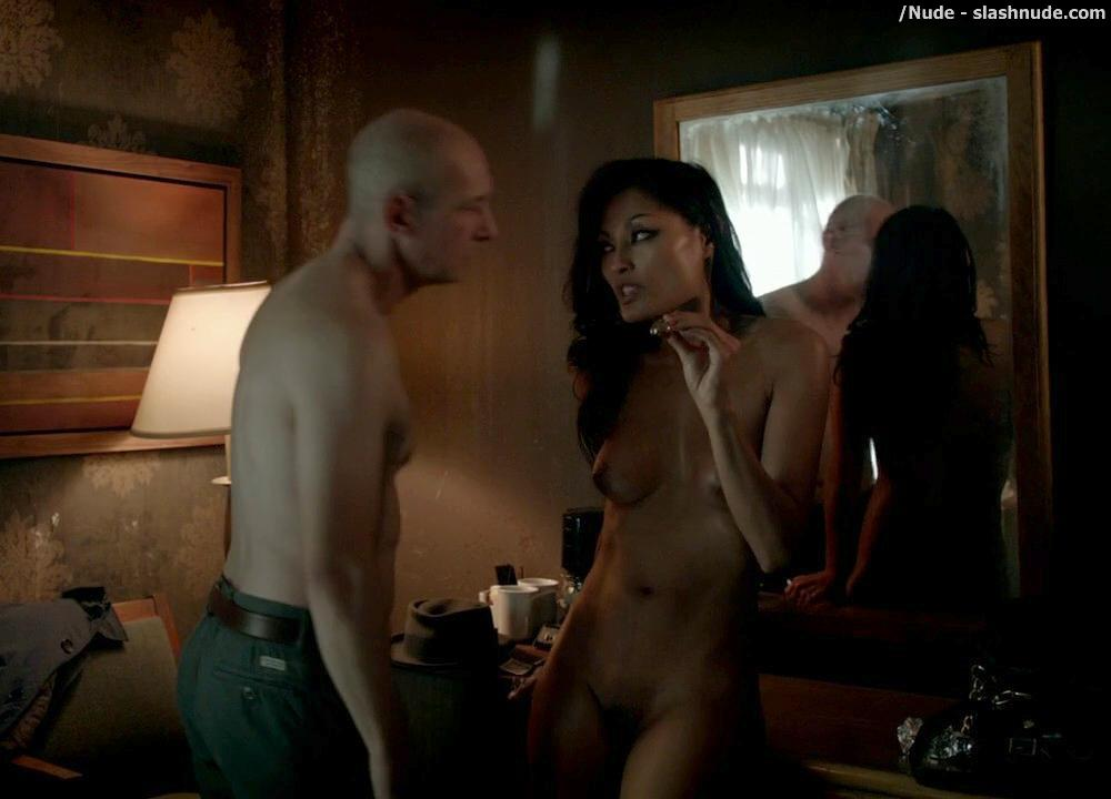 Kira Clavell Nude And Full Frontal On Rogue 27