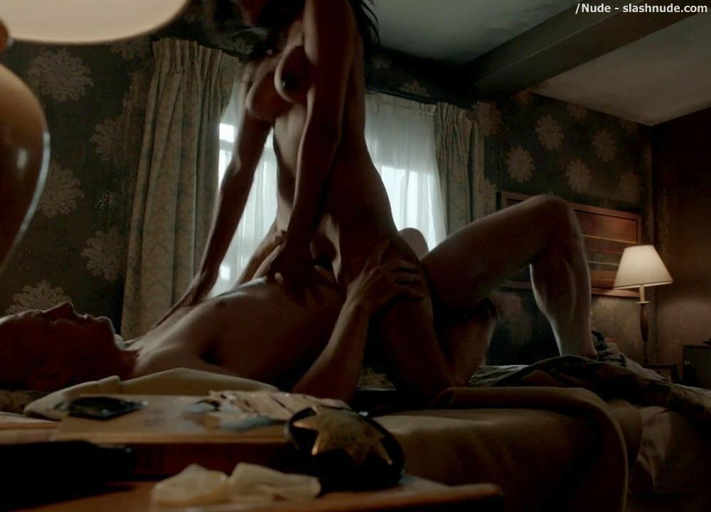 Kira Clavell Nude And Full Frontal On Rogue 4