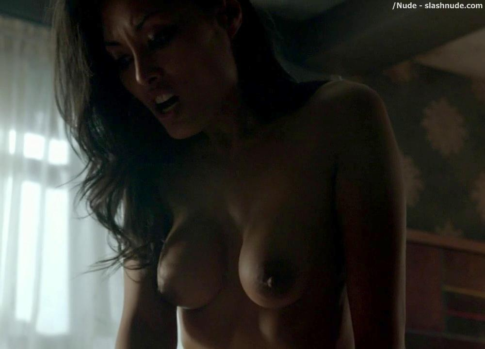 Kira Clavell Nude And Full Frontal On Rogue 8