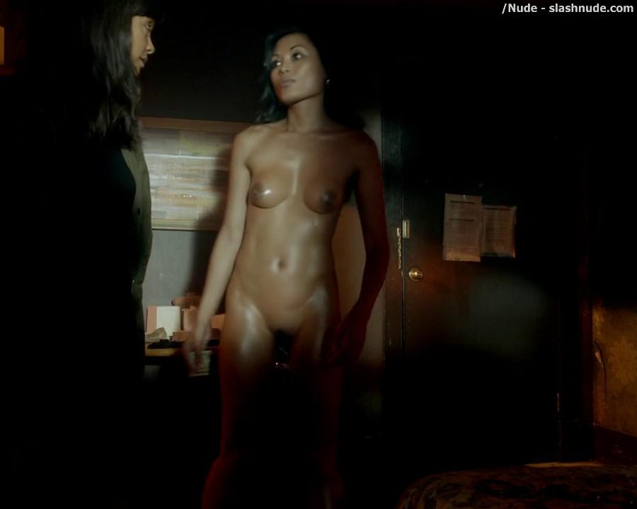 Kira Clavell Nude From Top To Bottom On Rogue 13