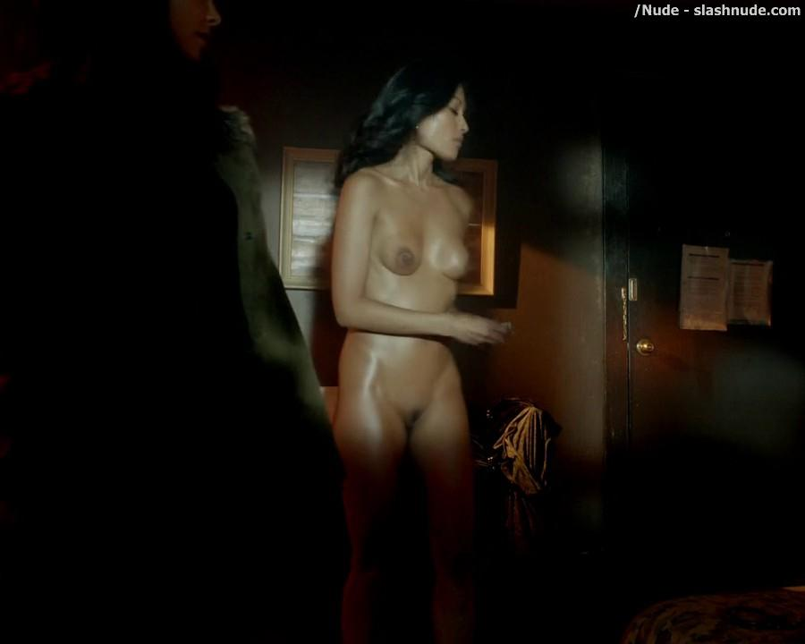 Kira Clavell Nude From Top To Bottom On Rogue 14