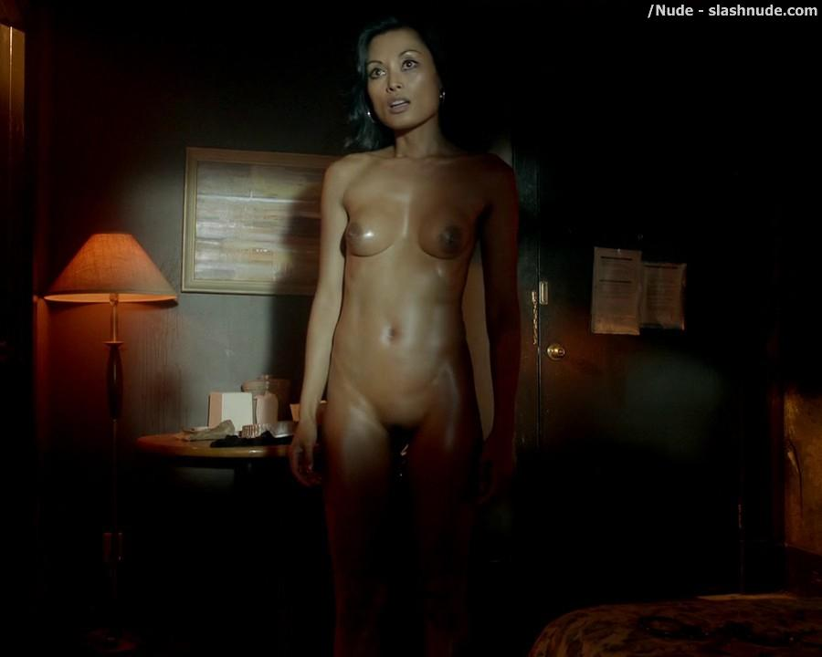 Kira Clavell Nude From Top To Bottom On Rogue 6