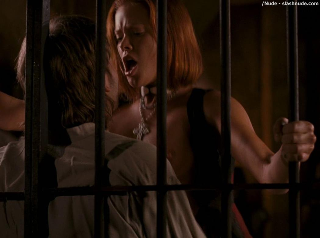 Kristanna loken naked in bloodrayne