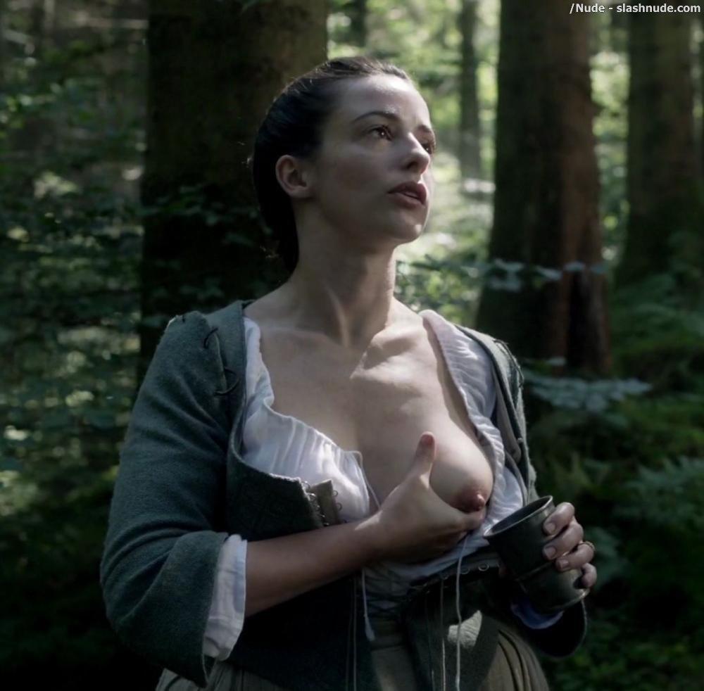 caitriona balfe nude outlander s01e02 porn xhamster
