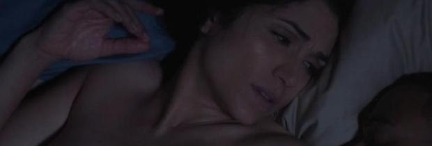 lela loren nude in bed on power 2659