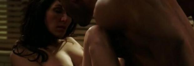 lela loren nude table sex scene on power 8240