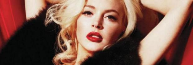 lindsay lohan nude as marilyn monroe 2352