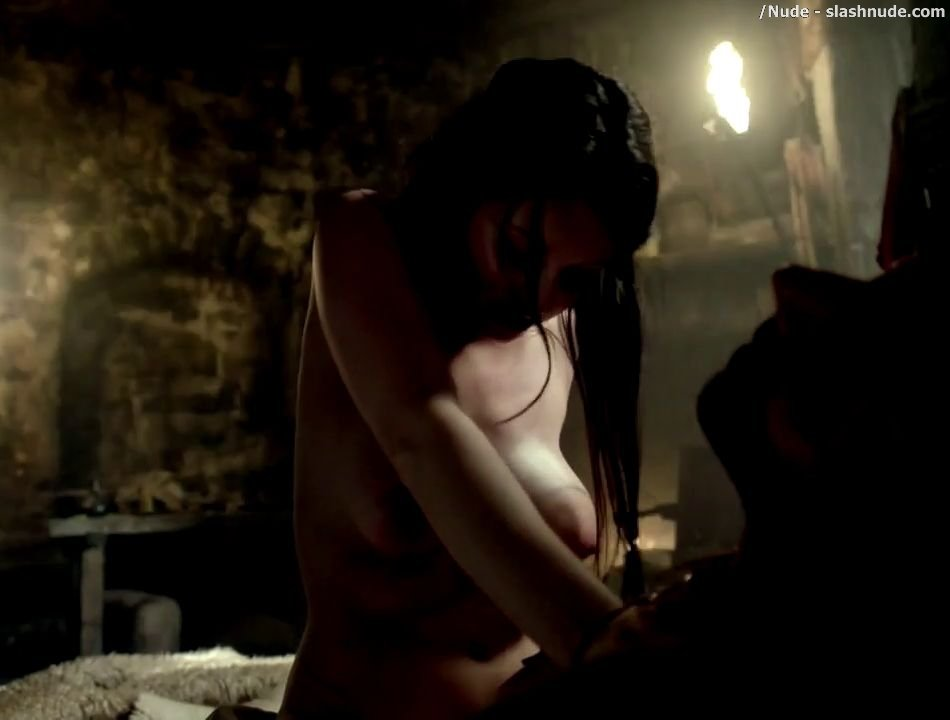 Lise Slabber Nude Full Frontal On Black Sails 3