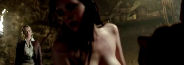 lise slabber nude full frontal on black sails 6997