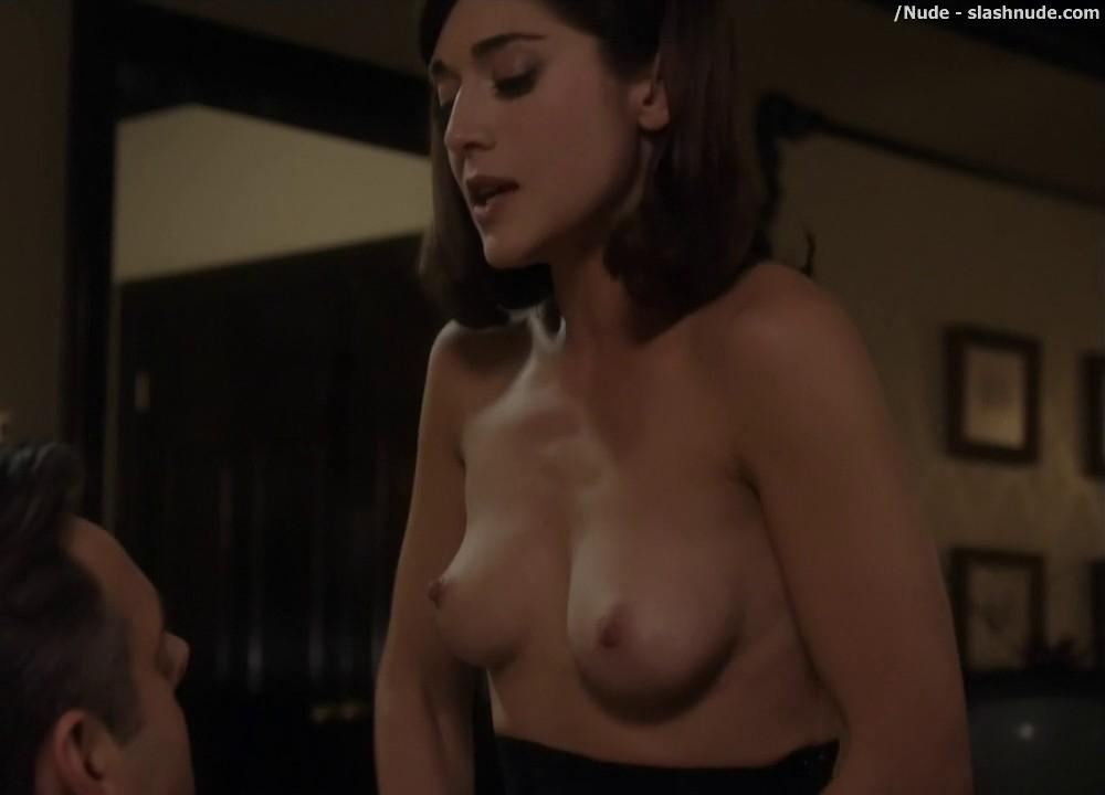 image Lizzy caplan perky boobs topless masters of sex s02e10 2014