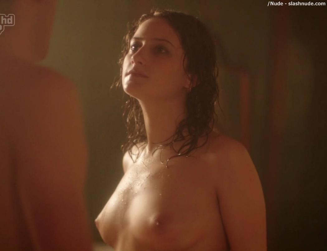 Carrie coon nude the leftovers s01e07