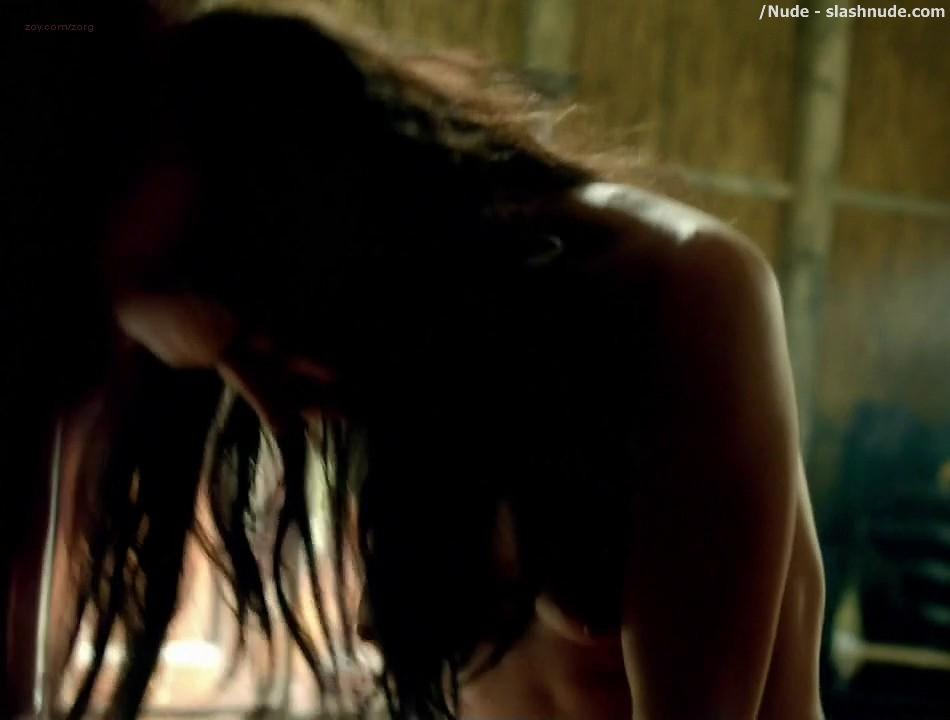 Louise Barnes Nude Sex Scene From Black Sails 2