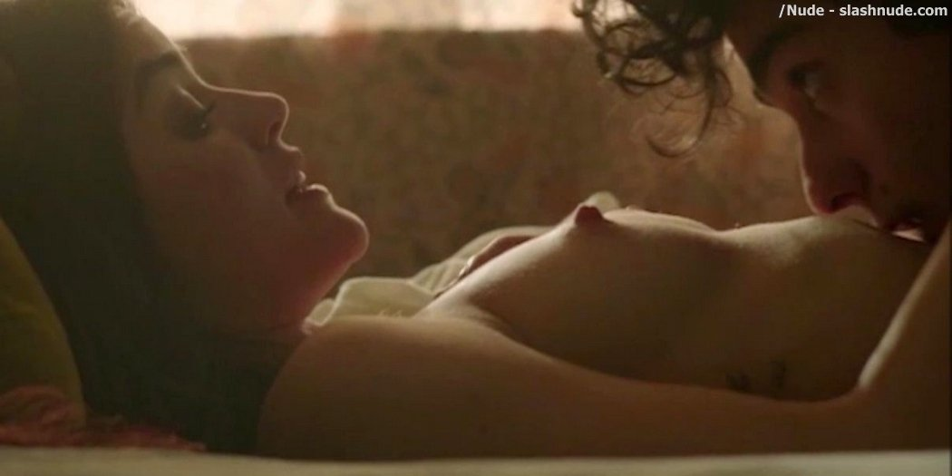 Lucy Hale Nude In Dude Sex Scene 20