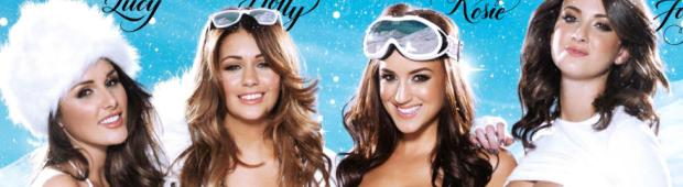 lucy pinder holly peers, rosie jones joey fisher topless for sexy xmas 0779