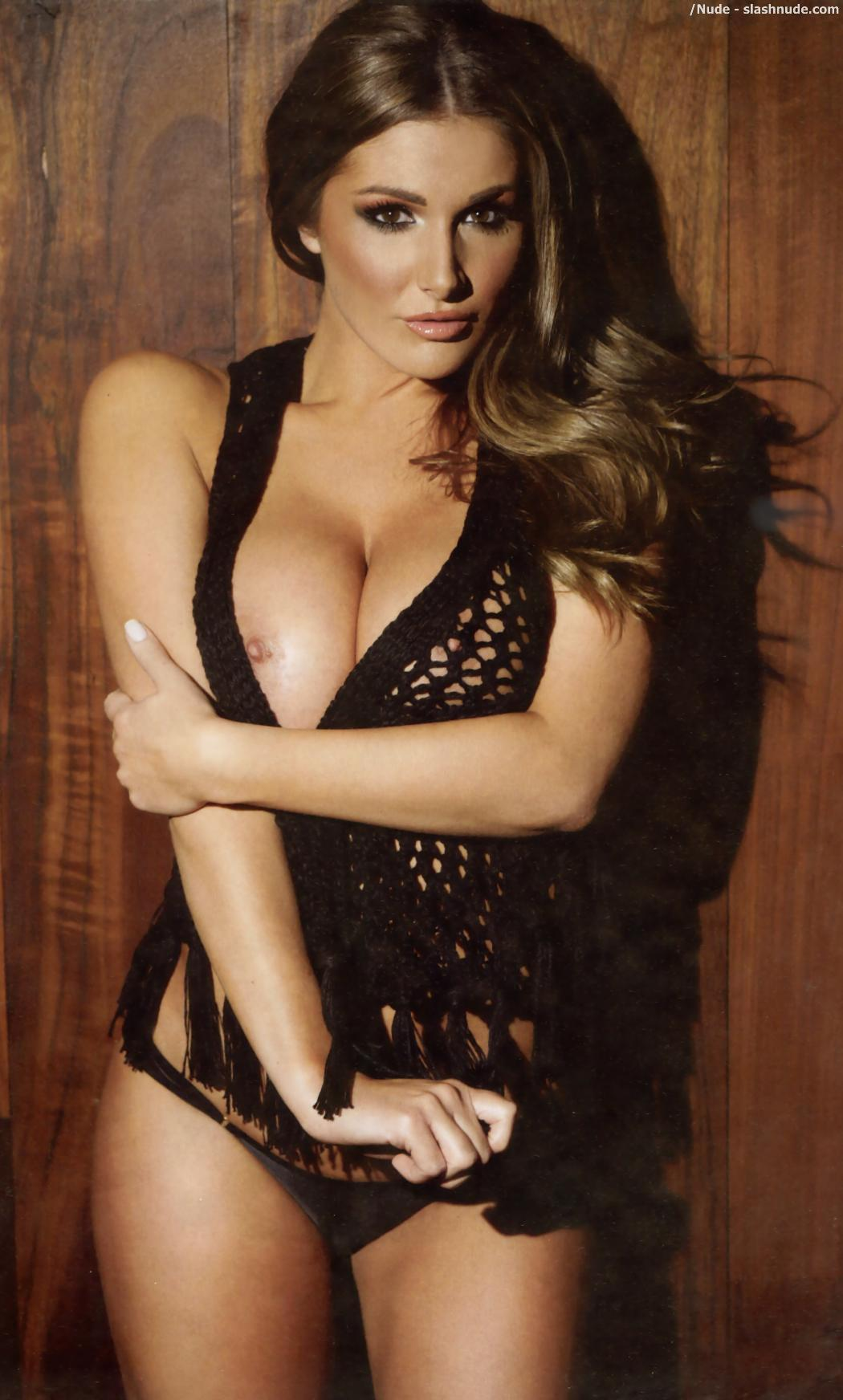Lucy pinder nude tits