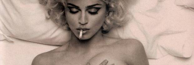 madonna nude and uncensored on erotica cover 4047