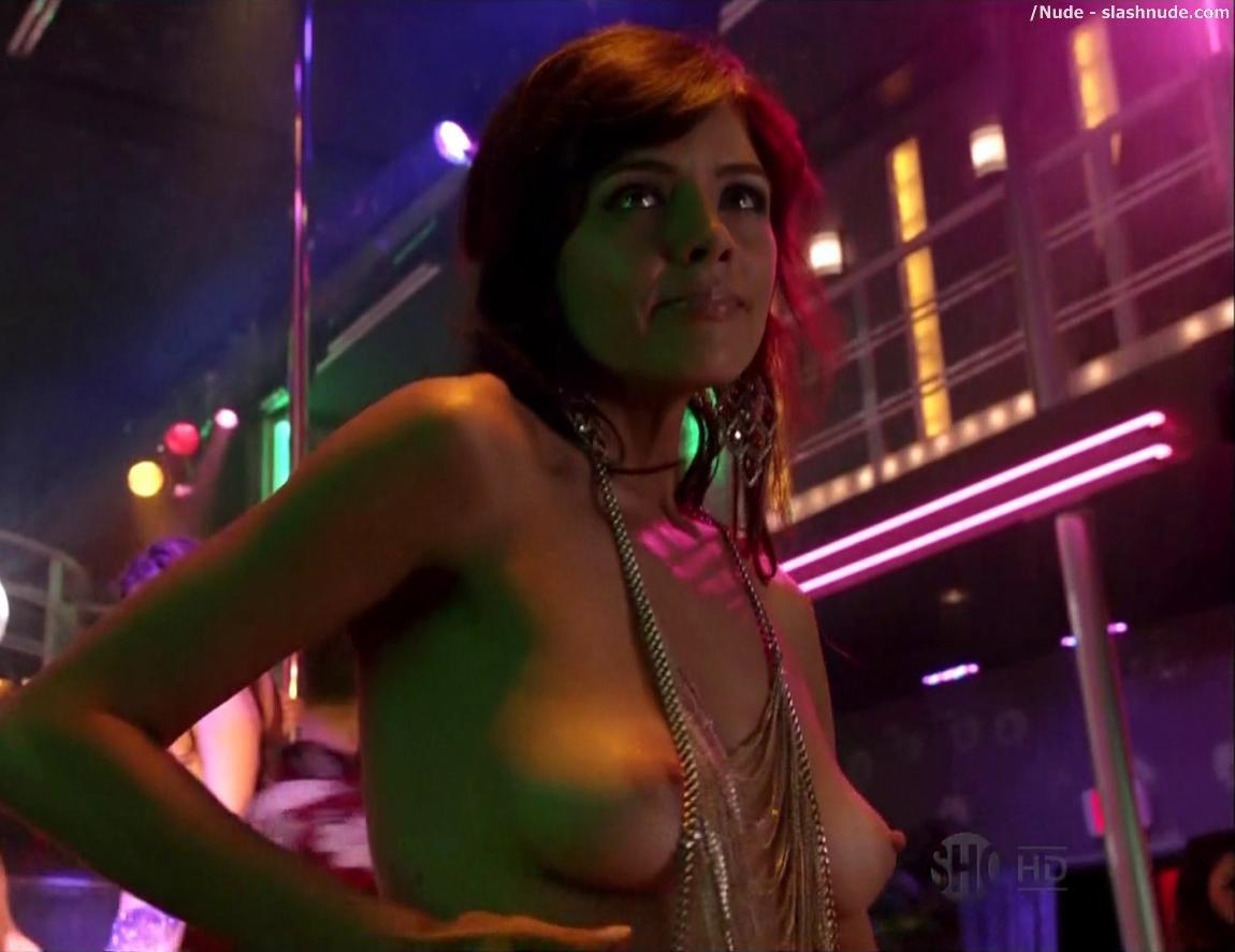 Nude girl on dexter