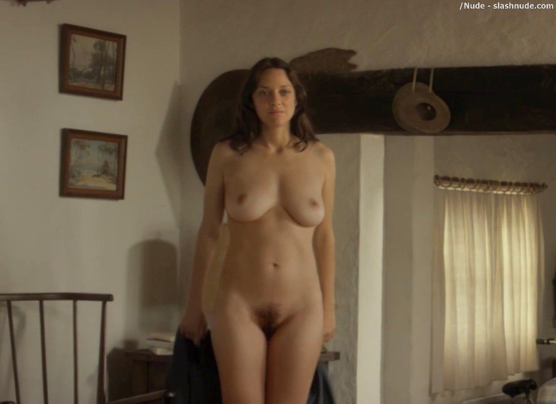 Marion Cotillard Nude Full Frontal In Ismael Ghosts 5