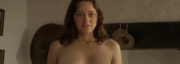 marion cotillard nude full frontal in ismael ghosts 0569