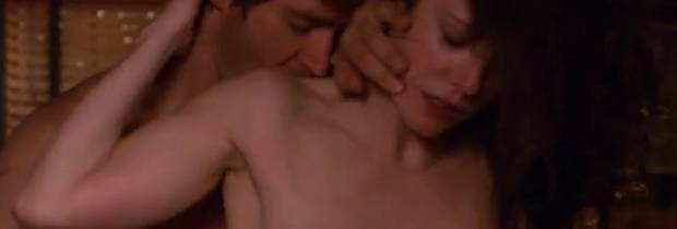 mary louise parker nude sex scene with zack morris 1092
