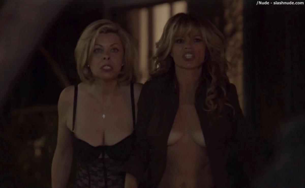 Mary Margaret Humes Nude Stunning mary margaret humes and patti tippo topless on luck - photo 16 - /nude