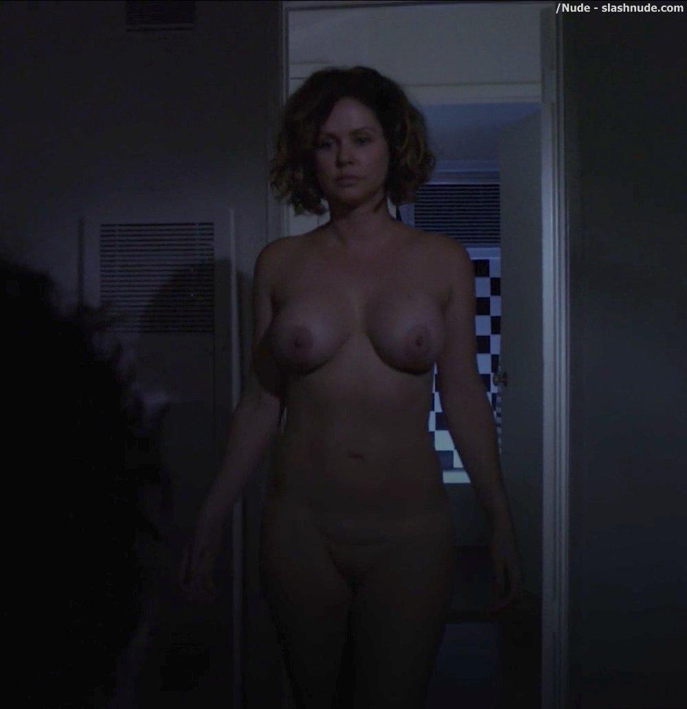 Mellissa Lydia Mcbride Nude Full Frontal In I Am Joe ...