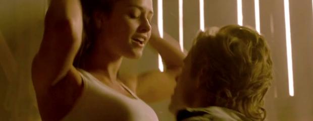 merritt patterson nude sex scene in wolves 8937