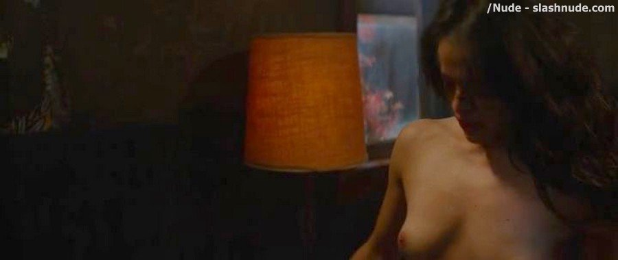 Michelle rodriguez full frontal nudity