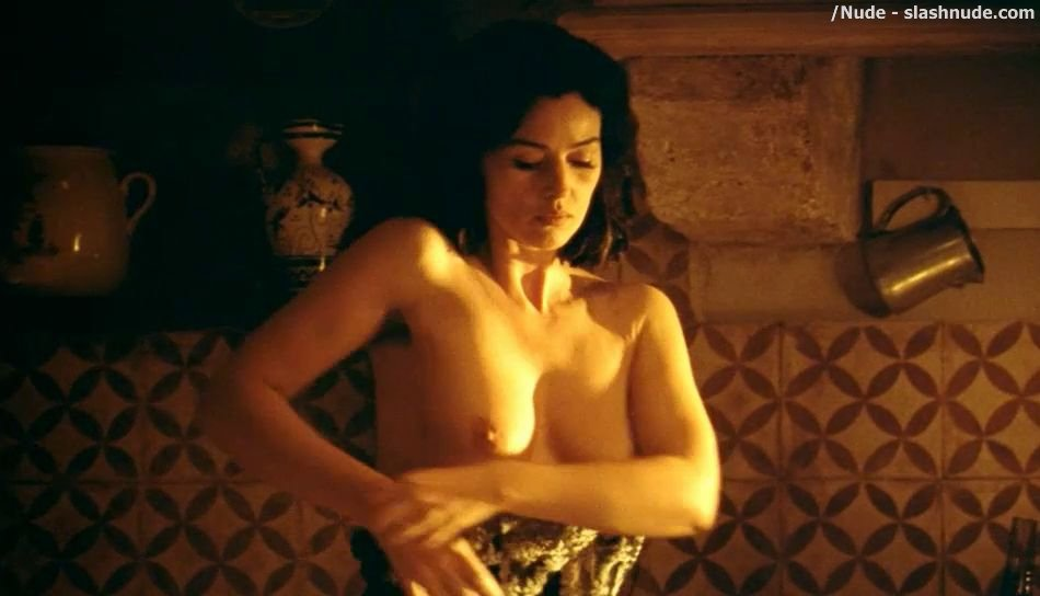 Monica bellucci getting fucked amusing