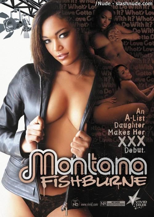 Montana Fishburne Nude Photos From Sex Tape 1