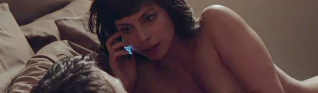 morena baccarin topless in homeland 0532