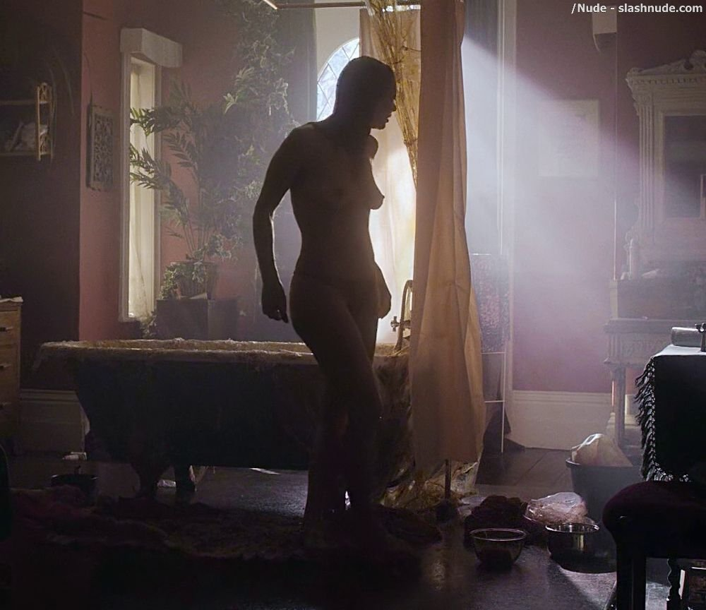 Natalie Dormer Nude Full Frontal In The Fades 22