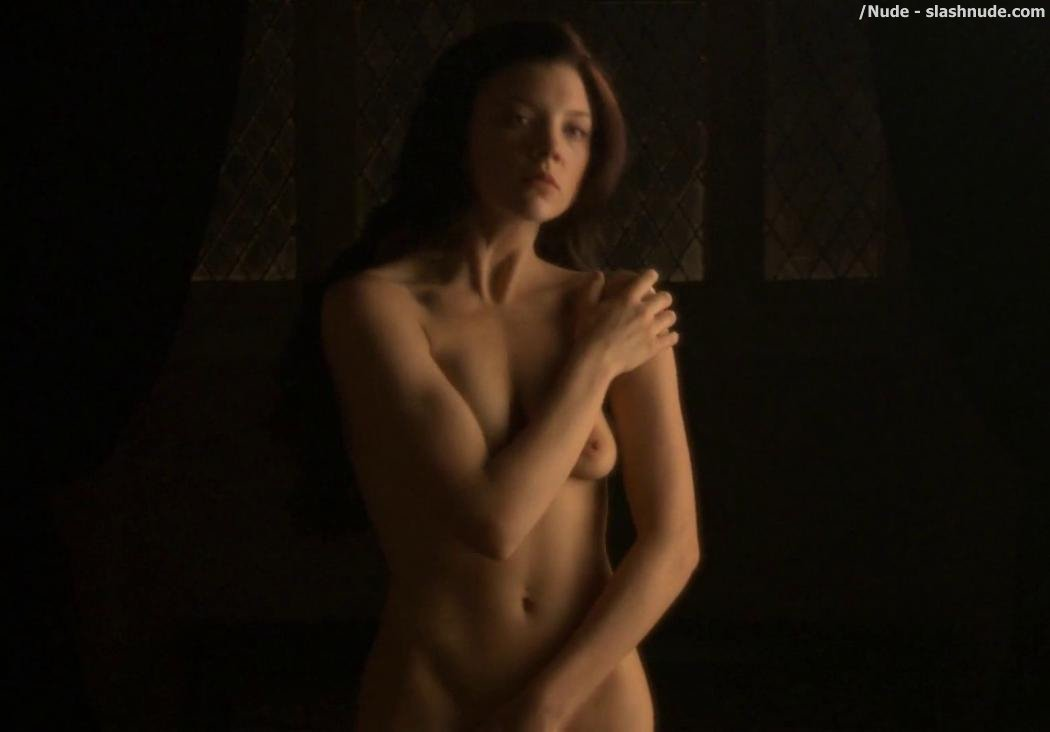 Natalie Dormer Nude In The Tudors 2