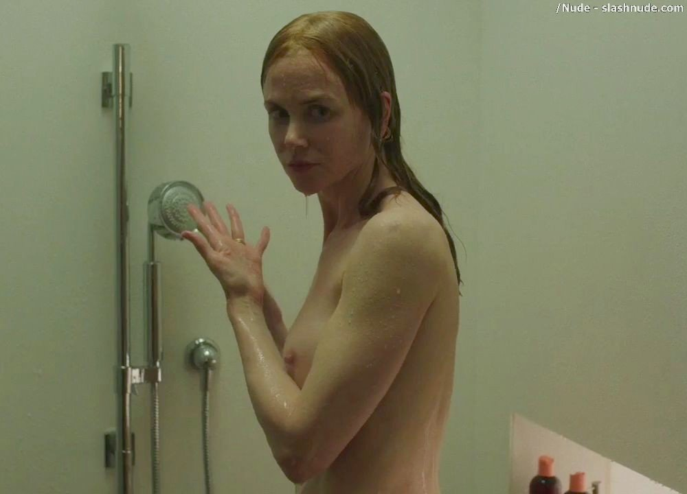 Nicole Kidman Nude Shower In Big Little Lies 4
