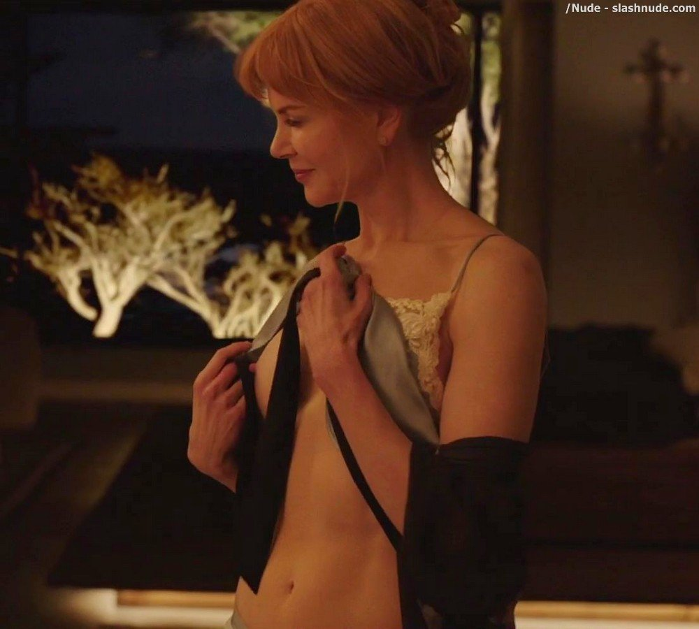 Nicole Kidman Topless In Big Little Lies 9