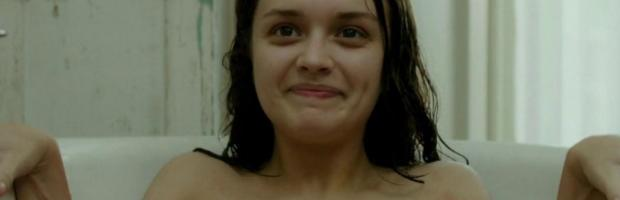 olivia cooke topless in bathtub in the quiet ones 9702
