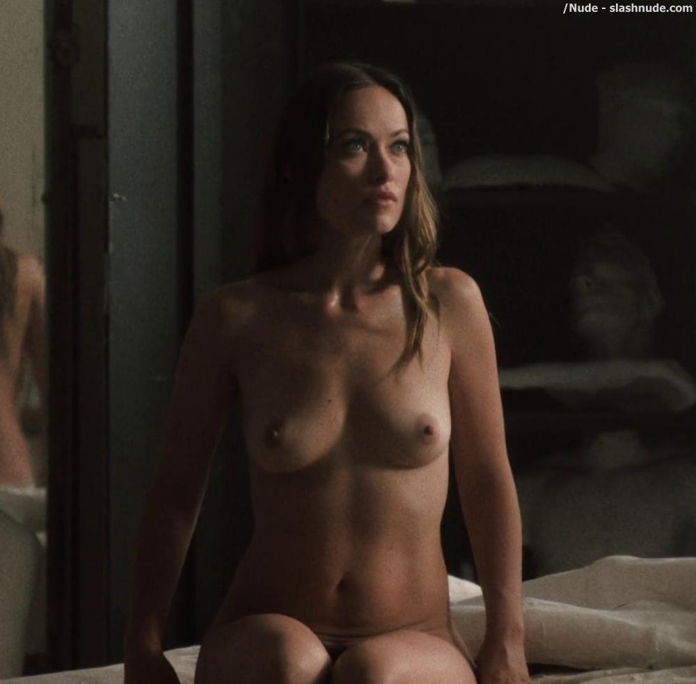 full frontal nude kerr Miranda