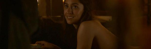 oona chaplin nude is tough to resist on game of thrones 1844