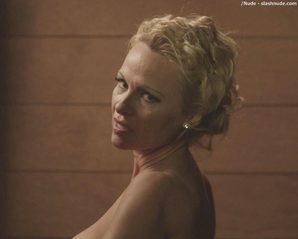 Pamela anderson the people garden nude naked (29 photo)