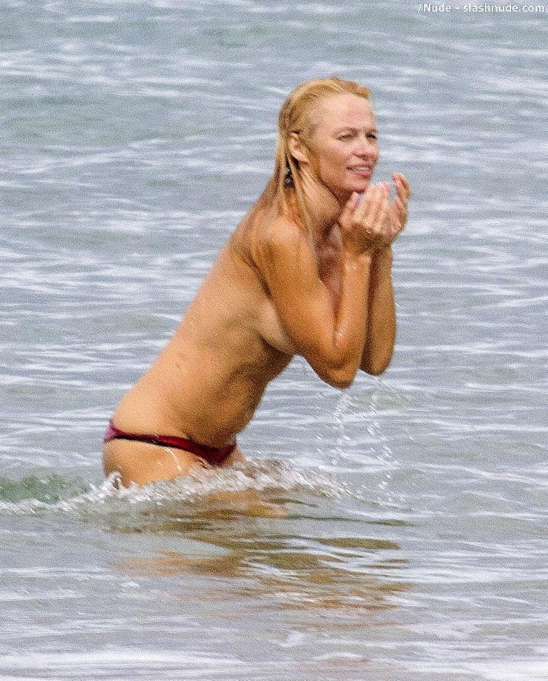 Pamela french nude turns out?
